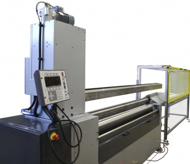 CNC Sheet Metal Rolling Machine 8268