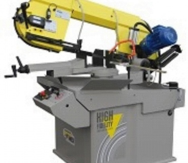 Mercury + G Steel Cutting Bandsaw